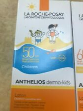 La Roche Posay Anthelios dermo-kids Body Sunscreen Lotion SPF50 Long Expiry NEW