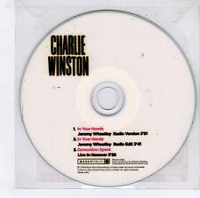 (GJ667) Charlie Winston, In Your Hands - 2009 DJ CD