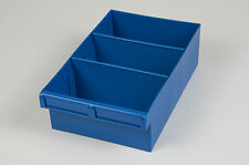 Fischer Plastics Spare Parts Tray 200x100x300 1H-024 many colours Aust Made