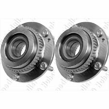 2 FRONT WHEEL HUB BEARING ASSEMBLY FOR 2006-2009 KIA SORENTO 2WD WITH ABS