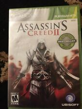 Assassin's Creed II 2 - Xbox 360 - Brand New | Factory Sealed