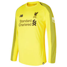 Solo maglia da calcio di squadre inglesi portieri Liverpool