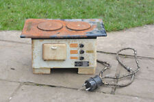 Vintage child stove old child's electric cooker by EFZET - FREE POSTAGE