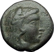 LYSIMACHEIA founded by Lysimachos Thrace 309BC Hercules Nike Greek Coin i60927