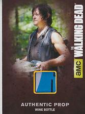 The Walking Dead Season 4/1 M03 Prop Card Wine Bottle (C)