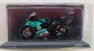 1/18. Franco Morbidelli. (2019) . Yamaha YZR-M1