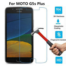 new 2.5D Anti-shock Tempered Glass Screen Protector For Motorola Moto G5s Plus