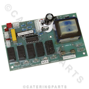 POLAR AA181 MAIN CONTROL BOARD PCB FOR ZB25 ZB50 26KG 50KG ICE MAKERS T317 T318