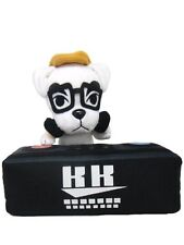 "New Little Buddy Animal Crossing USA 8"" DJ K.K. Slider Stuffed Plush Doll Toy"