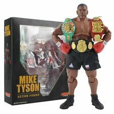 Mike Tyson Figure Boxer with 3 Head Sculpts Action Figure Collectibles Model Toy
