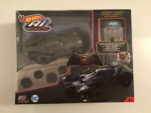 Hot Wheels AI Intelligent Race System Batmobile Model and Cartridge