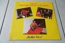 JACKY AND THE CHEAP CHECKERS ROLLIN DICE LP BELGIUM