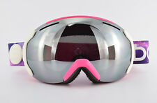 Bern ski gafas MFG snowbard Sport ski Mask Mirrored snow Eyewear Pink White