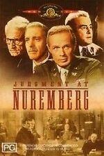 Judgement At Nuremburg (DVD, 2004)