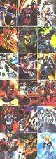 MARVEL FLAIR 1994 POWERBLAST SET (18)