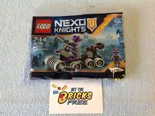 Lego Nexo Knights 30378 Shrunken Headquarters Polybag New/Sealed/Retired/H2F