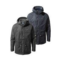 Craghoppers Mens Mudale 3in1 Outdoor Walking Hooded 3 in 1 Jacket RRP £150