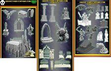 Reaper Miniatures - Bones 3 Kickstarter - Graveyard Expansion (77959)