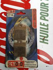 Plaquette de frein PIAGGIO MP3 250 300 400 VESPA LX 125 ZIP 50 LIBERTY NRG LXV