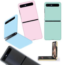 For Samsung Galaxy Z Flip Clear Case Cover Slim Vivid Hard [Slim Fit] Protective