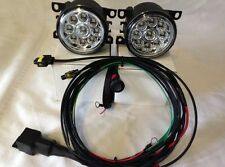 LED DRL Complete Fog Light Kit | Compatible With Ford Transit MK7 06 Onwards