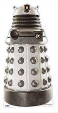 White Supreme Dalek Dr Doctor Who Official Lifesize Cardboard Cutout Fun Figure