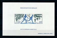 B3144 - MONACO - Bloc Spécial N° 17a Non Dentelé Neuf** Cote 200€ Très Rare