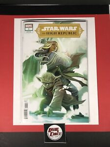 Star Wars The High Republic #1 Hans Cover 1st Appearance Keeve Trennis Disney+