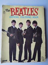 BEATLES ORIGINAL OFFICIAL COLOURING BOOK - NEMS ENTERPRISES 1964