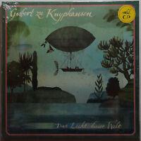 Gisbert zu Knyphausen  - Das Licht dieser Welt LP/CD NEU/SEALED vinyl Klappcover
