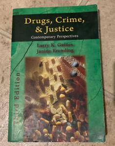 Drugs, Crime & Justice