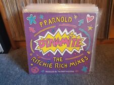 P.P. Arnold  ‎– Dynamite (The Ritchie Rich Mixes) (Maxi)