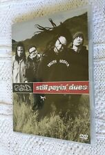 P.O.D. STILL PAYIN' DUES – DVD, REGION-4, LIKE NEW, FREE POST WITHIN AUSTRALIA