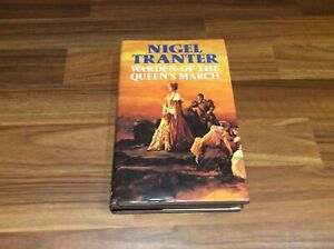 Warden of the Queen's March Hb 1st Dj Nigel Tranter Historical Novel