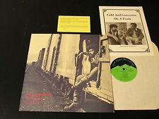 Sparky Rucker - Cold & Lonesome On A Train - ORIGINAL Appal LP-Clean W/Inserts!