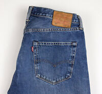 Levi's Strauss & Co Hommes 501 Jeans Jambe Droite Taille W34 L32 ATZ492