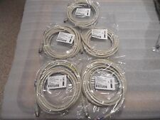 BRAD Connectivity DNDF02NB-M050 Devicenet 5P Cable Assembly 16.4ft  Lot of 5 New
