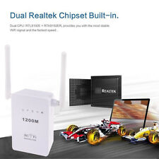 300Mbps Wireless Wifi Router AP Repeater Extender Booster Client Bridge EU Plug