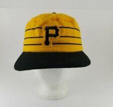 Arnold Palmer signed PITTSBURGH PIRATES VINTAGE FELT HAT CAP BASEBALL RARE FIND