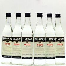 6 Flaschen Pilavas Ouzo Nektar 0,7 L 38%vol