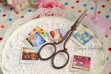 FREE SHIPPING - Antique Vintage Style Stainless Steel Blade Scissor - TWIST