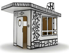 Magis Villa Julia Cardboard Playhouse By Javier Mariscal, from Magis