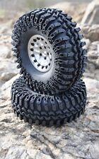 "RC4WD Interco IROK 1.9"" Tires (2) 1/10 scale Rock Crawler RC4ZT0054"
