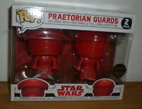 Funko Pop! Star Wars 2 Pack - NEU & OVP - PRAETORIAN GUARDS Exclusive - Bobble
