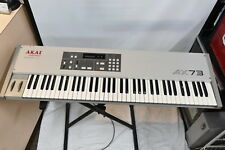 Akai AX73 Polyphonic Analog Synthesizer/Synthesiser Keyboard