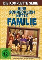 Eine schrecklich nette Familie  DVD-Komplett-Box TV-Serie  Neu+OVP