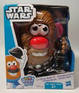 Mr. Potato Head Star Wars Chew-bake-a Chewbacca Disney Chewpappa NEW Chewbercule
