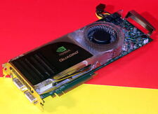 Nvidia Quadro FX 5600 QuadroFX 1.5GB Dual DVI CUDA Graphics Video Card 2xAvail