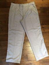 Dunlop Sport Mens Trousers W38 L30 Grey Straight Leg