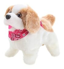 Cute Little Puppy - Flip over Dog, Somersaults, Walks, Sits, Barks Toy For Kids